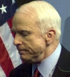 John McCain, last surviving veteran of the War Between the States